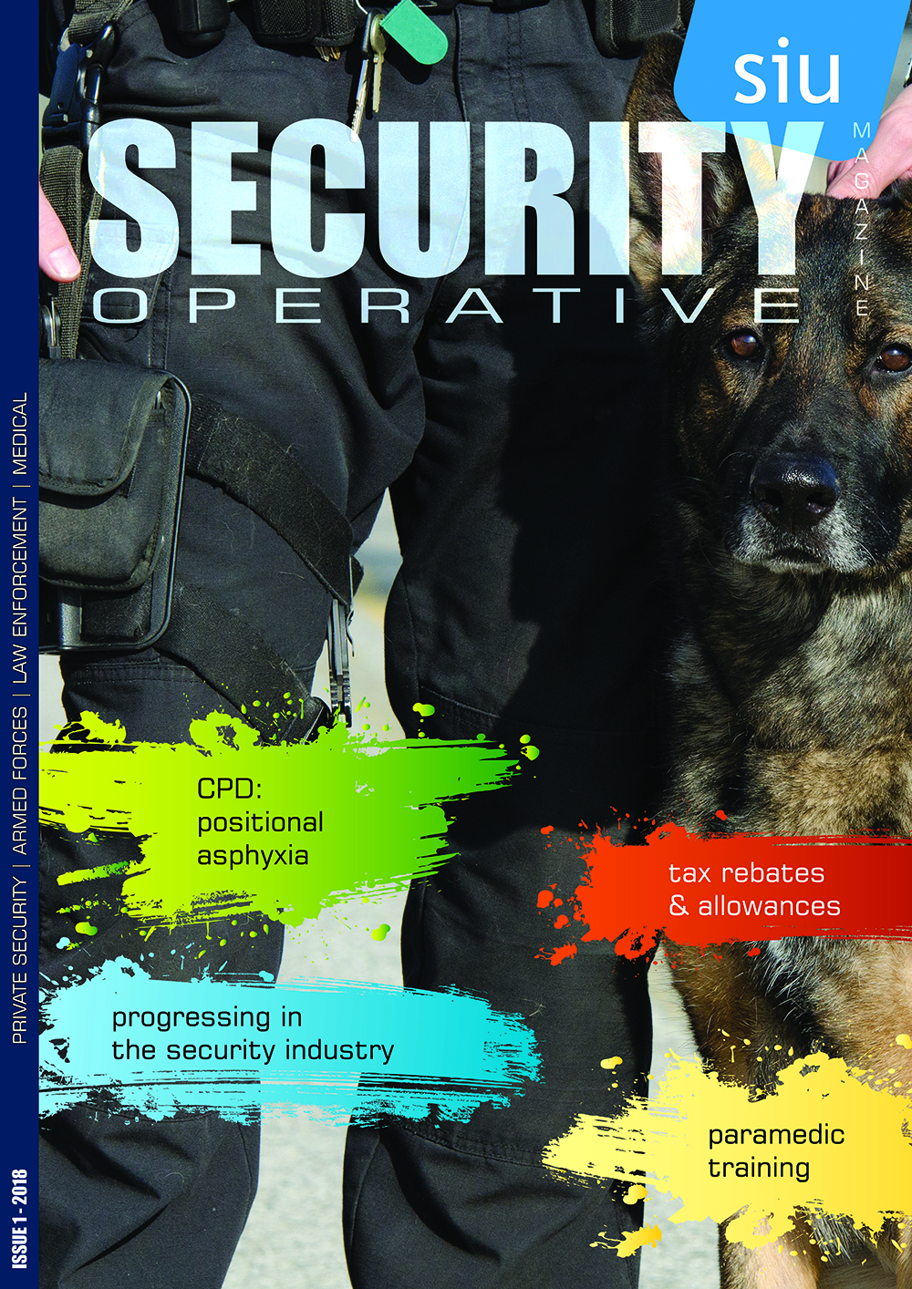 Security Operative Magazine